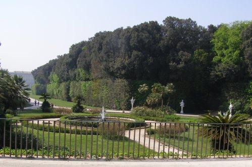 Caserta - Giardini reggia di caserta ...